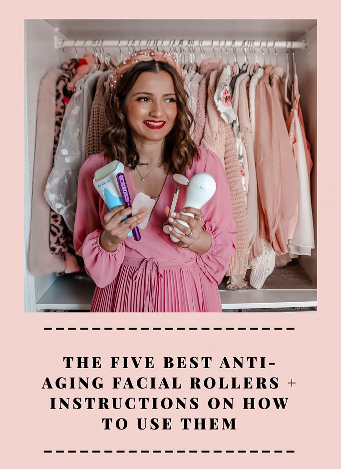 How to Use Facial Rollers – Jade Roller, Ice Roller, Gua Sha, Nurse Jamie and Clarisonic